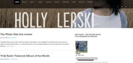 Holly Lerski website