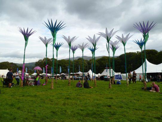 grounds of Festival No 6