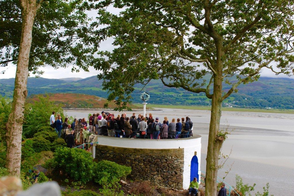 Lost at Sea Bandstand, Portmeirion