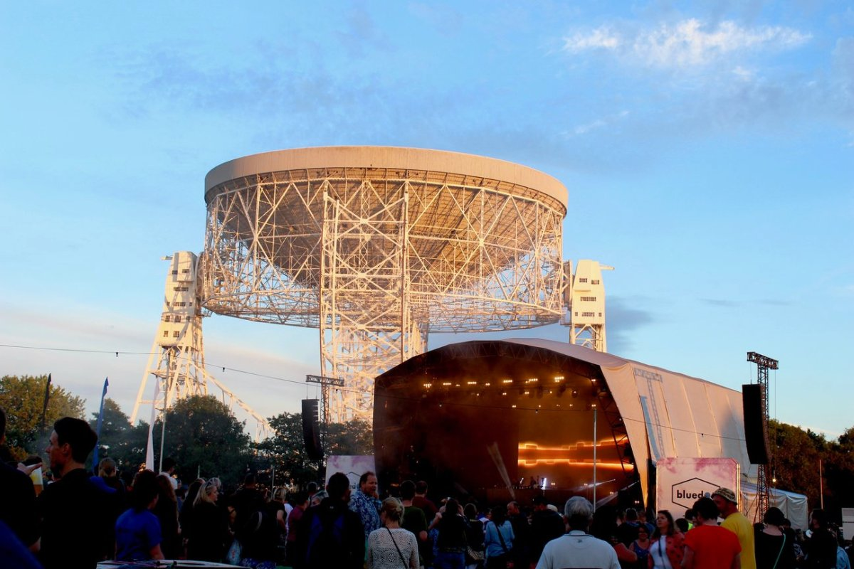 Radiophonic Workshop celebrate 60th anniversary at Bluedot