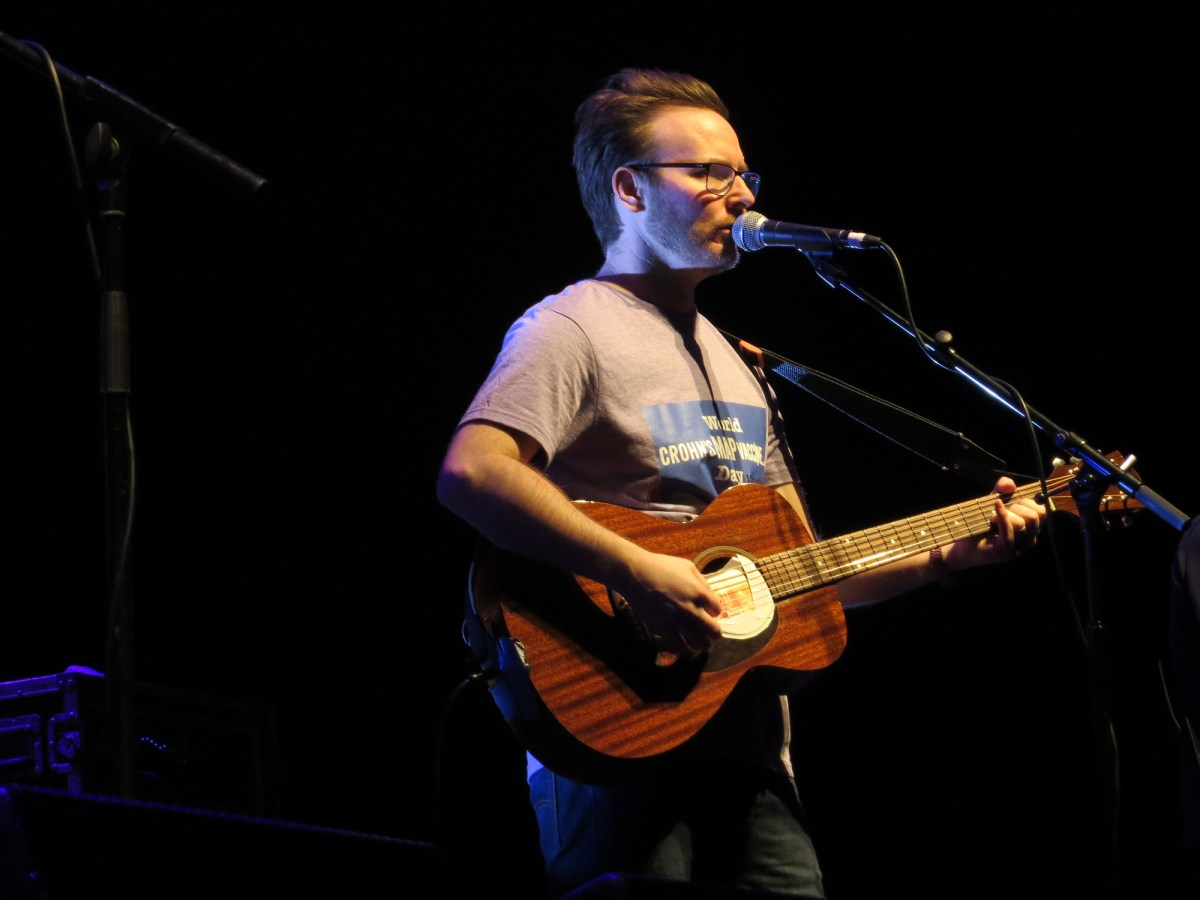 Turin Brakes live at the London Palladium: review