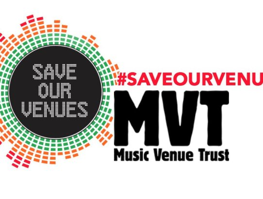 MVT Save Scottish venues logo
