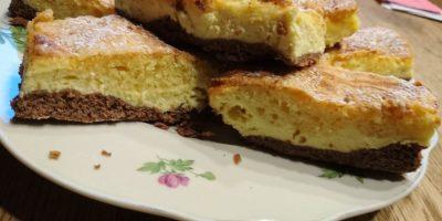 3 Schichten Kuchen – DDR Klassiker – Die Gourmetlette