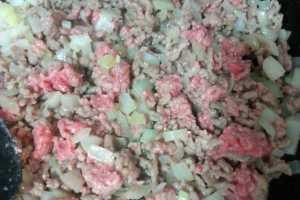 Receta de bolas de arroz con carne picada