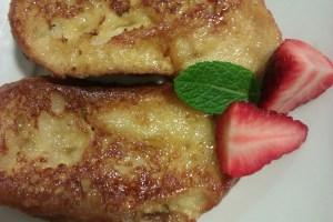 como hacer torrijas de miel