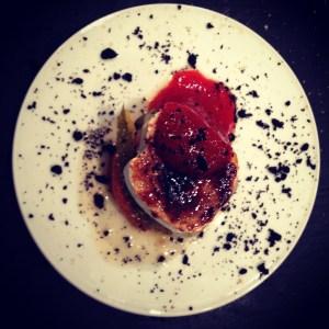cocinar con mermelada de pimiento