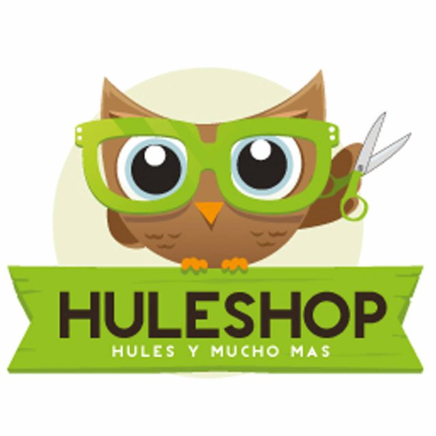 Logo Hule Shop