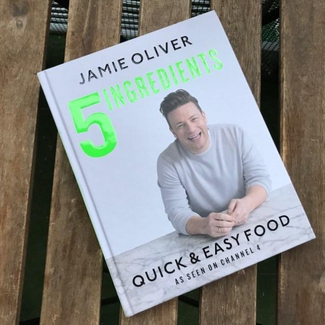 jamie oliver libro 2017 5 ingredientes