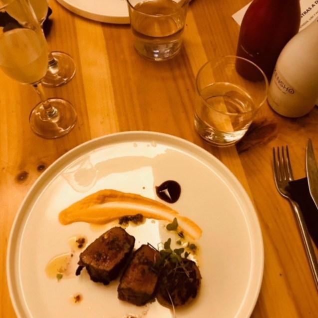 restaurantes de moda madrid 2018 Oribu Gastrobar