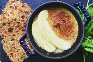 creme brulee de foie receta