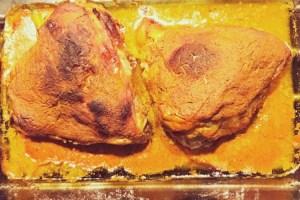 receta pollo ras el hanout horno