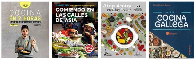 novedades libros de cocina 2019