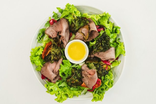 bowls ensalada madrid