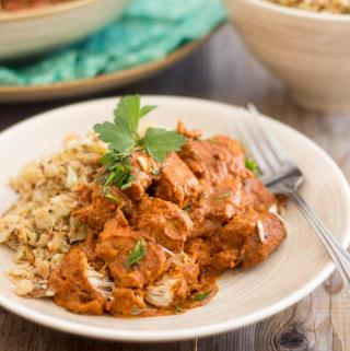 Paleo: West African Chicken Stew