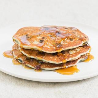 Paleo Pancakes from Paleo Perfected