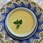 Cold Curried Zucchini Soup Recipe