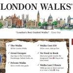 A Walk Through English History