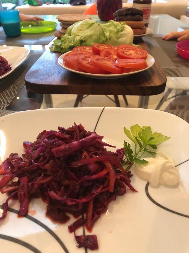 Borscht Salad