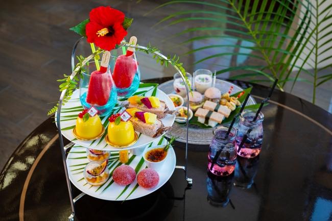 東京マリオットホテル Aloha Afternoon Tea 2018 with Häagen-Dazs(アロハアフタヌーンティー 2018 ウィズ ハーゲンダッツ)