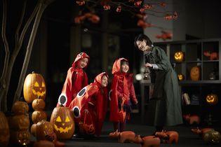 星野リゾート 磐梯山温泉ホテル(会津磐梯エリア) 会津の郷土玩具「赤べこ」をテーマにしたイベント 「赤べこハロウィン」開催 期間:2018年9月15日~10月31日