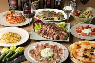 本格イタリア料理を緑に囲まれたガーデンビューで! 「TANTO TANTO」新店、三井ガーデンホテル五反田に6/29 OPEN