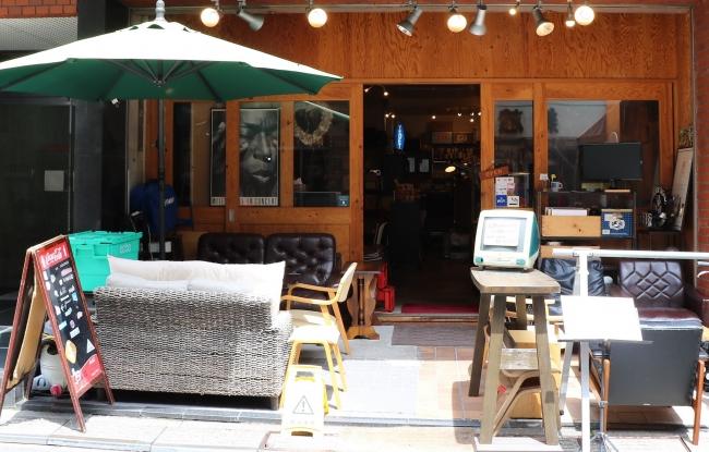渋谷のカフェ「factory」が「factory by BULK HOMME」に店名を変更し2018年7月2日(月)より営業再開