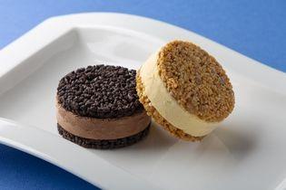 オリジンヌ・カカオ 自由が丘本店に 特製アイスクリームのクッキーサンドが 期間限定で登場!