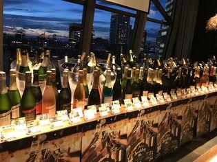 世界11カ国のスパークリングワインで「カンパイ!」 首都圏・関西・福岡エリア約1,200店で7月より街フェス開催!