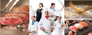 多彩な料理人が実演でもてなす食のイベント サマーバイキング2018 「グルメスタジアム」 2018年8月11日(土・祝)・12日(日)・13日(月) ホテル阪急エキスポパークにて