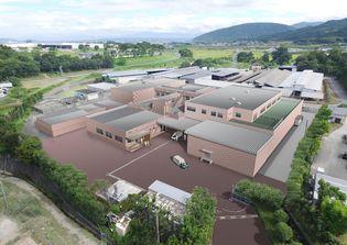 千興ファーム社屋・併設工場施設の震災復旧工事が完了  7月18日(水)に施設竣工・落成および施設内覧会を開催