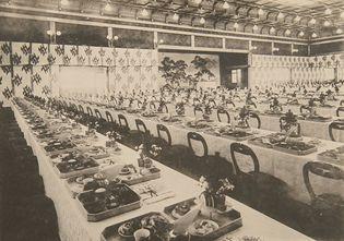 大正天皇の饗宴料理を再現! 「よみがえる味 大正大礼のおもてなし料理」 世界遺産二条城でトークショー&五節舞も披露