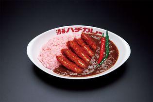 渋谷ハチカレー1周年を記念して、 ひかぷぅプロデュースのコラボカレーが登場! 激辛ひかぴんくカレーでこの夏元気に乗り切ろう!