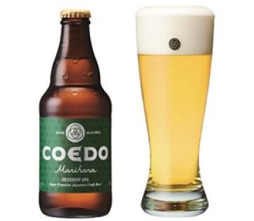 【ホテルインターゲート東京 京橋】 『COEDO(コエド)ビール』販売開始8月10日(金)1日限定 ポップアップカウンター登場