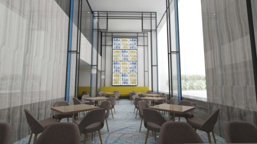 "ANAクラウンプラザホテル大阪の""カフェ・イン・ザ・パーク""がリニューアルオープン"