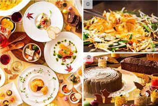 食欲の秋は「香り」から!夜はチーズタッカルビも食べ放題 旬野菜バイキング&メイン料理 秋フェア開催 マルシェダイニング「ネン」にて 9月1日(土)よりスタート