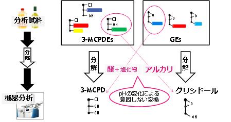 油脂含有食品中の3-MCPD脂肪酸エステル及びグリシドール脂肪酸エステルの間接分析法の開発 ~ハウス法(酵素法)及びEFSA法の改良~