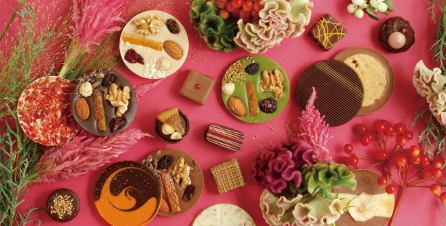 日本発ショコラ専門店のベル アメールが、秋の食材と本格ショコラを楽しむ新作コレクションを8月29日から販売開始!
