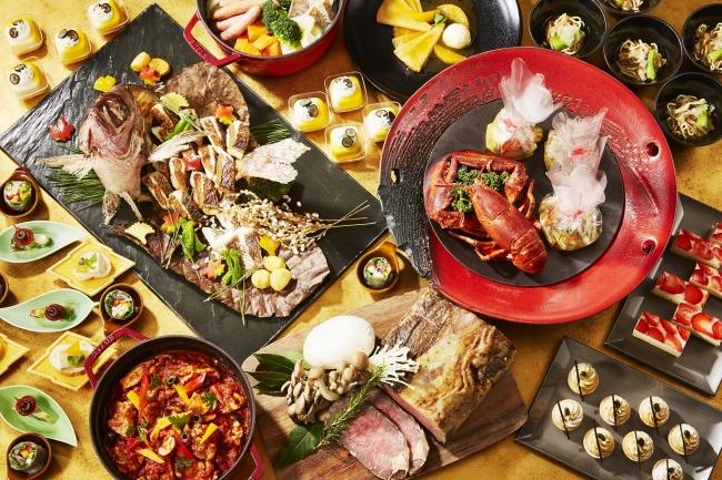 【東京プリンスホテル】東京プリンスホテルの「今」と「昔」の味を堪能する開業記念レストランフェアを開催