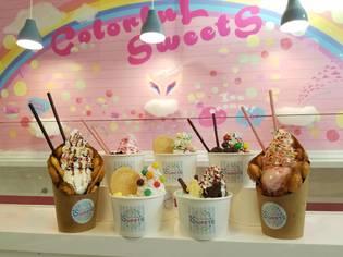 東京・中野のロールアイス&エッグワッフル専門店が 『全品100円キャンペーン』を9月23日(日)開催