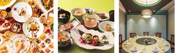 誕生日や敬老のお祝いなど、大切な人とホテルで特別なひとときを ホテル阪神大阪「お祝いプラン」販売 9月1日(土)より、和洋中3つのレストランで。ご利用シーンに合わせて選べるオプションも