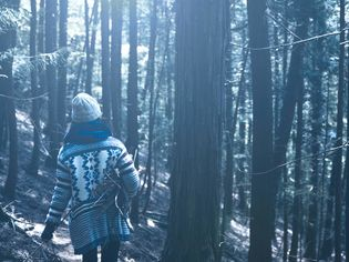 星のや富士(山梨県・富士河口湖町) 冬の森は女性を美しくする 「冬の森グランピングリトリート」プログラム開催 期間:2018年12月1日〜2019年3月15日