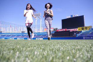 ワイン/デザートビュッフェを満喫するマラソン大会を 明治神宮野球場で開催!11月18日までエントリー受付中