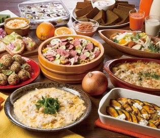 6種類のスーパーフードを一度に楽しめる 食欲の秋に嬉しい期間限定メニュー! 自然食バイキング「はーべすと」で9月14日開始