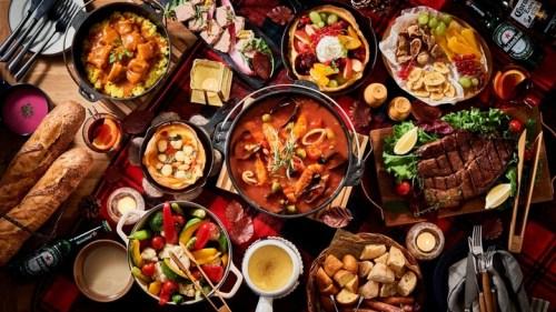 冬こそ行きたいグランピング!「こたつ」と「鍋」が楽しめる冬のあったかグランピング&BBQメニューが登場!武蔵境駅前「QuOLaの庭」で予約を開始します。
