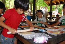 手作りピザ教室 過去開催時の様子