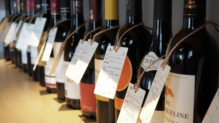 ワイン100種類を時間無制限で飲み比べ!吉祥寺に新感覚ワインバー『nomuno coffee & wine Library』が2018年9月29日(土)オープン
