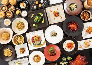 ヒルトン東京ベイの中国料理「王朝」がオーダービュッフェ提供  松茸をはじめ秋野菜・魚を使用した季節限定メニュー登場!