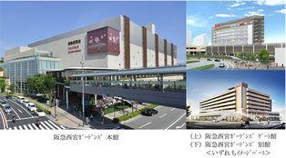 阪急西宮ガーデンズが開業10周年を迎えます ~店舗のリニューアルと新規開業施設で阪急西宮北口エリアの 更なる魅力向上を図ります~