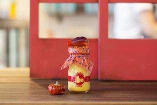 土日は2,000本以上売り上げる「熱海プリン」が西船橋に登場! 秋限定メニューのかぼちゃも加え、10/1~期間限定初出店