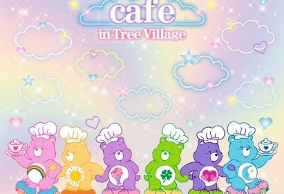 東京スカイツリー®へGo!人気キャラクター『ケアベア™』のポップアップカフェが期間限定で東京ソラマチ®にオープン!